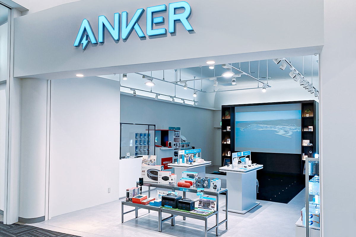 ANKER STORE 梅田ロフト店